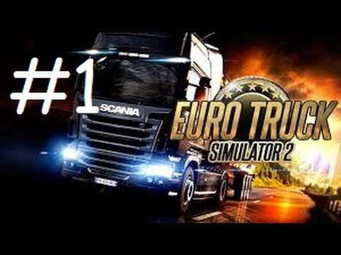 Euro Truck Simulator 2 Ep 1 Budapest to Andorra la Vella