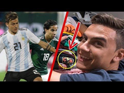 Dybala reconoce que este MEXICANO es TOP mundial y PRESUME su playera