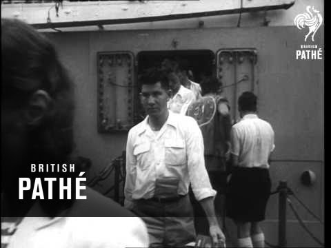 Britain Prepares For Siege Of Hong Kong (1949)