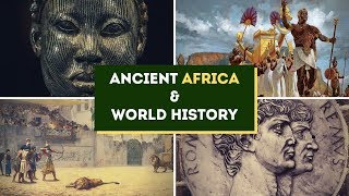Ancient Africa & World History: 8th Century BC