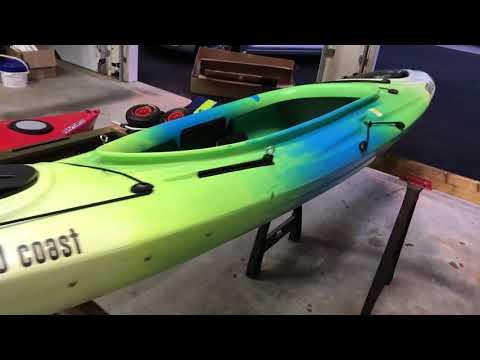 Product Review: Third Coast Arbor 100 Sit-In Recreational Kayak (Walmart)