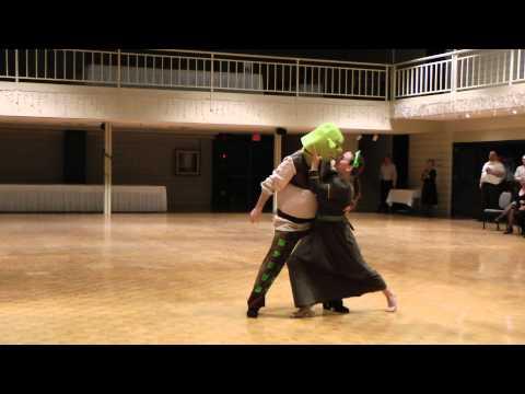 Gerald & Robin Cote Dancelicious 2013