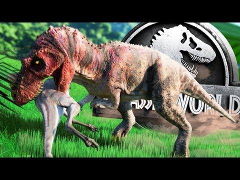 NEW JURASSIC WORLD GAME LOOKS AMAZING! - Jurassic World Evolution Gameplay Part 1   Pungence