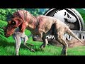 NEW JURASSIC WORLD GAME LOOKS AMAZING! - Jurassic World Evolution Gameplay Part 1 | Pungence