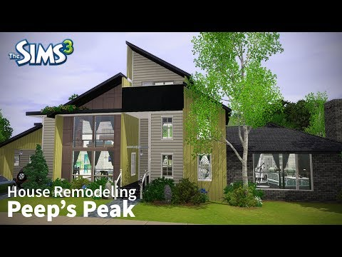 Full Download Sims 3 House Remodeling Americana Base Game Only