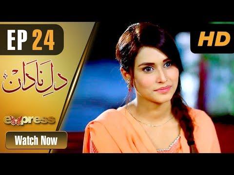 Dil E Nadaan - Episode 24 - Express Entertainment Dramas