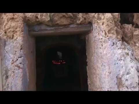 St. xavier's cave, Manapad