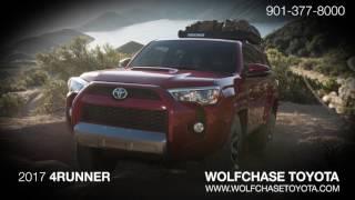 2017 Toyota 4Runner   Wolfchase Toyota