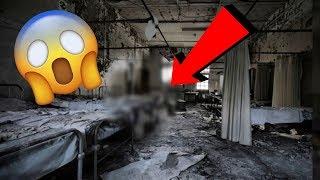 YouTuber Finds Something HORRIFYING At Abandoned Hospital In South Korea