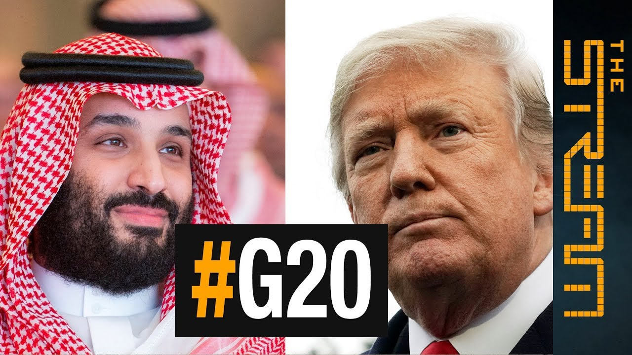 How will MBS be received at the G20 summit?