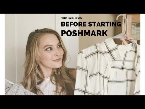 What I Wish I Knew Before Starting POSHMARK