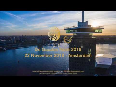 Packaging Innovation Contest De Gouden Noot 2018
