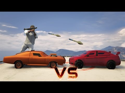 Save *Duke O` Death VS Armored Kuruma*(GTA5 ONLINE TEST PS4)* Pictures