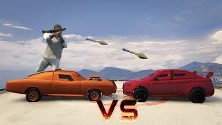 *Duke O` Death VS Armored Kuruma*(GTA5 ONLINE TEST PS4)*