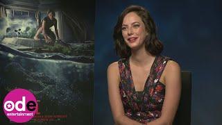 CRAWL: Kaya Scodelario plays a 'badass survivor'