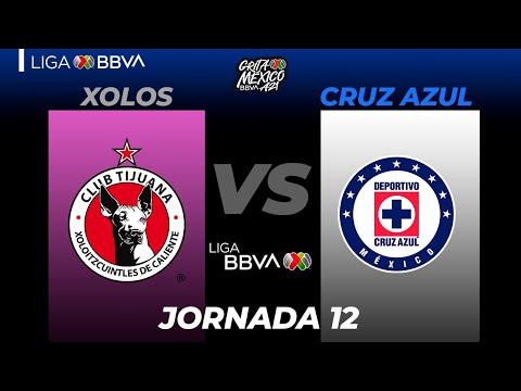 Club Tijuana Cruz Azul Goals And Highlights
