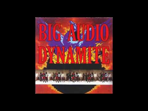 Big Audio Dynamite, Contact, Megatop Phoenix faixa 5