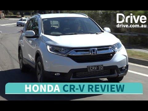 2017 Honda CR-V VTi She Says, He Says Review | Drive.com.au