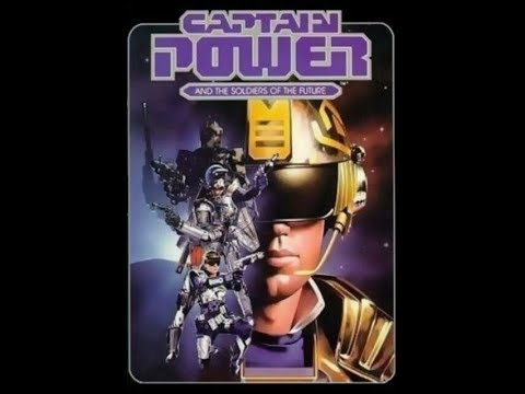Captain Power and the Soldiers of the Future: The Legend Begins
