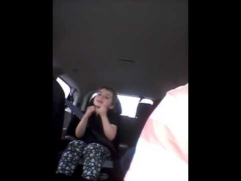 I wanna sing daddy