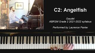 C:2 Angelfish (ABRSM Grade 2 piano 2021-2022)