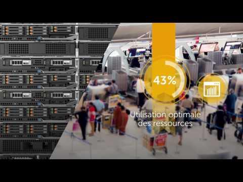 Video Les solutions convergées tournées vers l´avenir réduisent les coûts informatiques