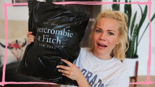 Download Abercrombie Try-On Haul (Petite line, bathing suits, & more!) Mp3 and Videos