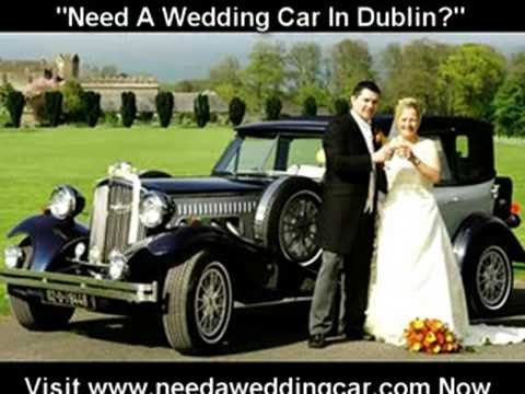 """Wedding Cars Dublin?"""