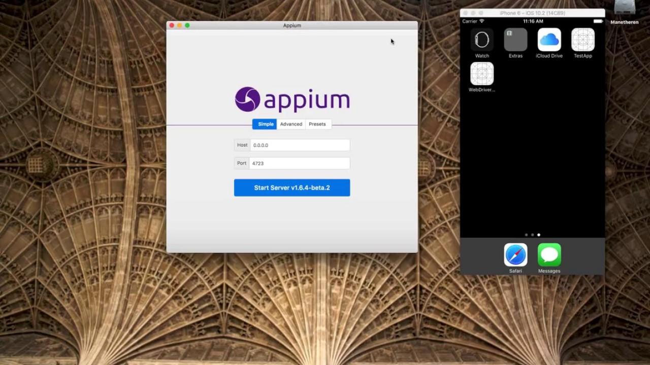 An Introduction to Appium Desktop