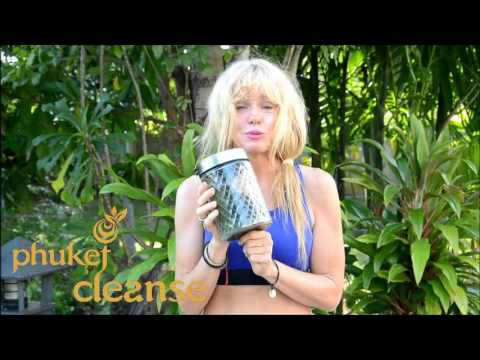 Spirulina - Phuket Cleanse Detox in Thailand
