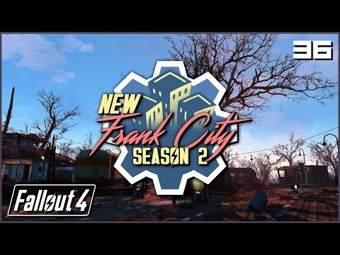 The Frank City Watch | Fallout 4 Sim Settlements [Modded] Episode 36