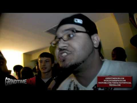 Grind Time Now / The Panic Room: Lottazay vs C4