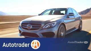 2015 Mercedes Benz C400 | 5 Reasons to Buy | Autotrader