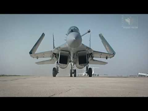MiG-29 Tactical Fighter. Take-off into the Future. Part 2. Vast Sky.
