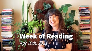 Week of Reading | Apr 10th, 2021