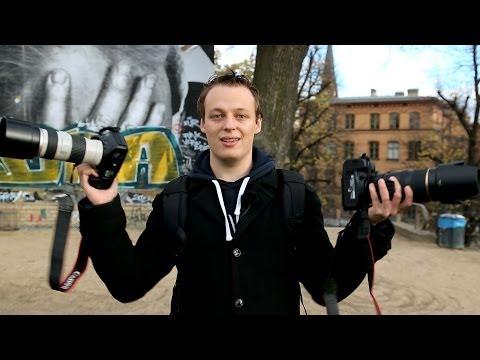 Canon EOS 70D vs. 7D | Die bessere DSLR für 1.000 Euro? [Deutsch]