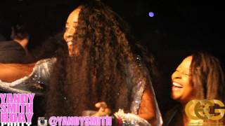 Love & Hip-Hop Own Yandy Smith Official Birthday Party At Santos Party House