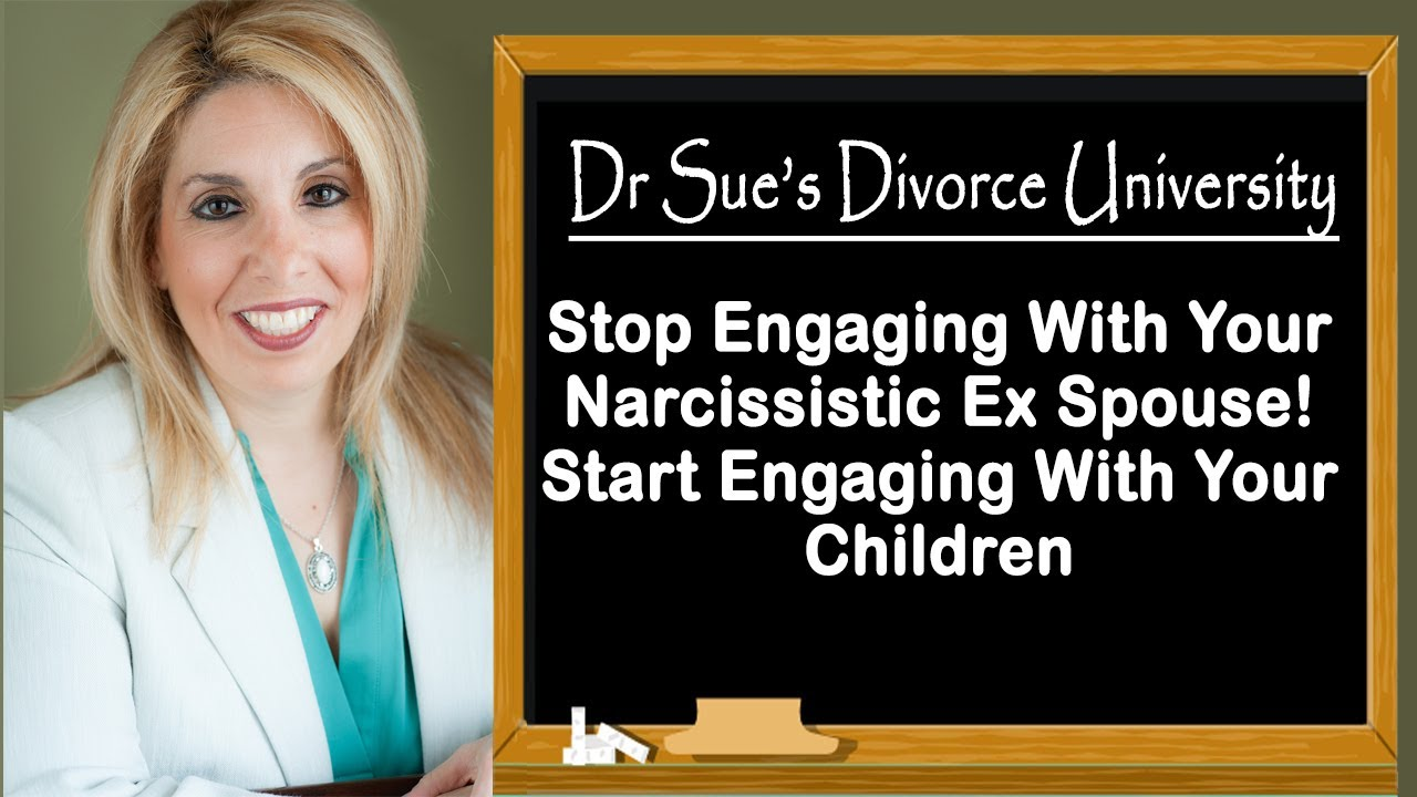 How to communicate with narcissistic ex husband