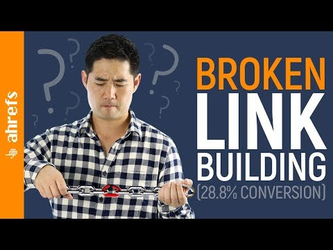 Broken Link Building in Action (Strategies, Outreach Emails and Stats Revealed) thumbnail