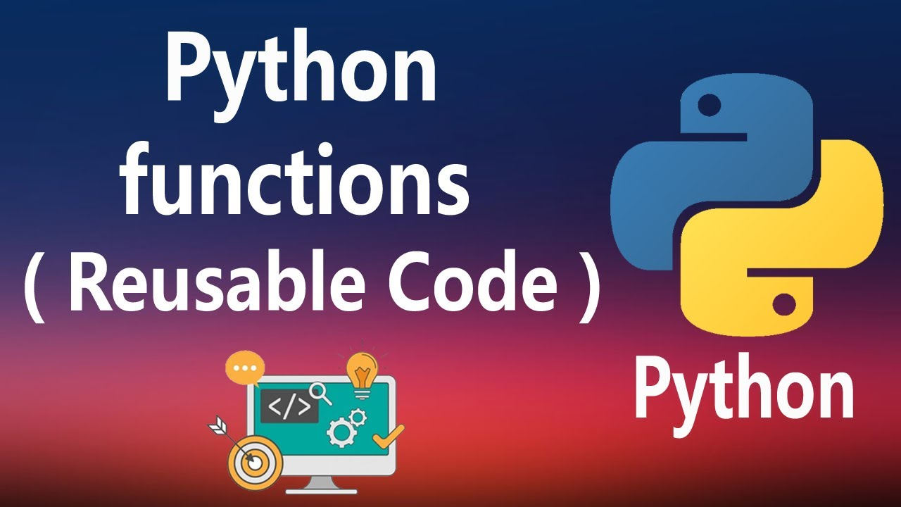How to Use Functions in Python