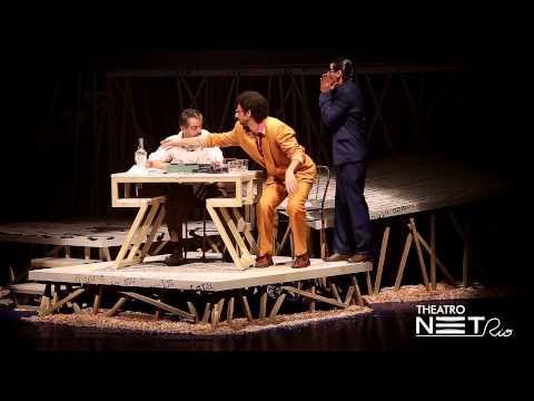 "Estreia VIP de ""Cazuza - Pro Dia Nascer Feliz, O Musical"" no THEATRO NET RIO"