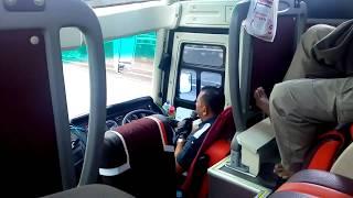 Bus Rosalia Indah SHD 120 Scania, Jakarta - Solo - Surabaya keren