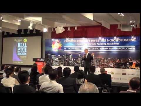Singapore expo 2014 - Dr Dolf de Roos