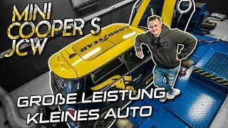 Mini Cooper S JCW   Stage 2 Leistungssteigerung  SimonMotorSport  412