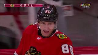 Patrick Kane All Goals 2019-20