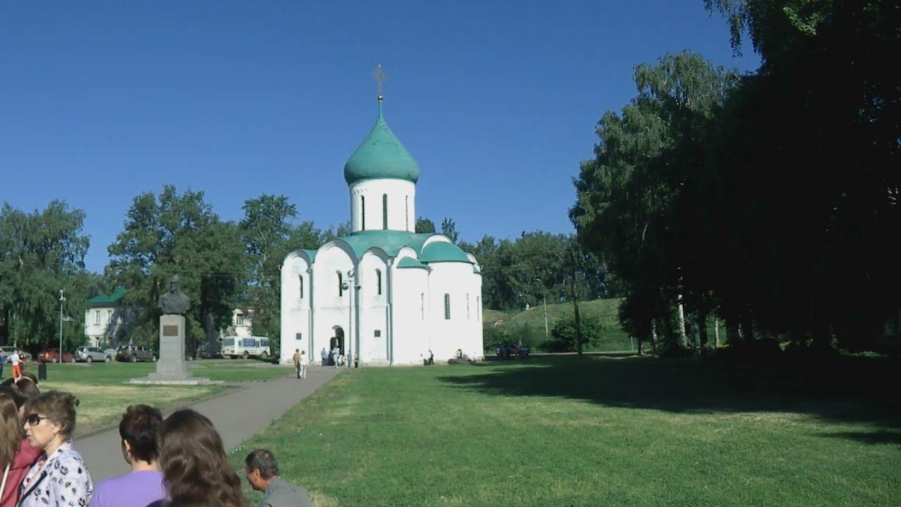. Переславль-Залесский. Экскурсия по Красной площади