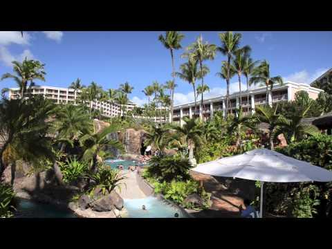 Grand Wailea, Maui Video Tour