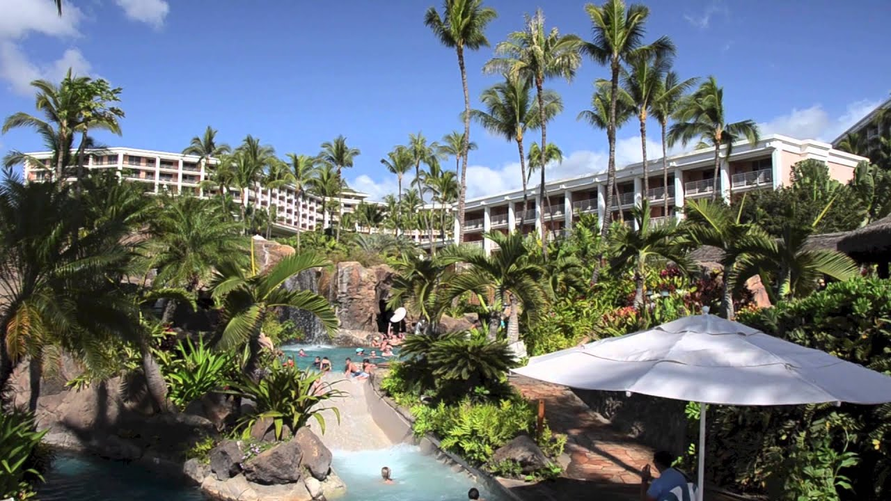 Grand Wailea Maui Video Tour