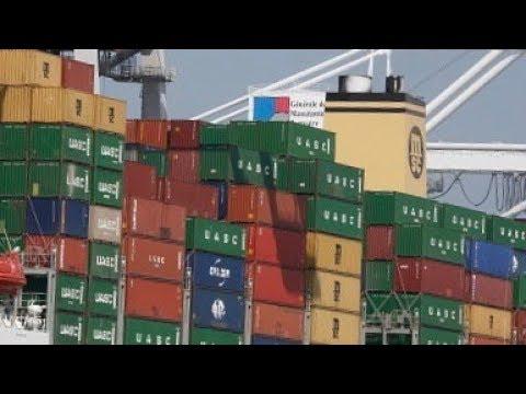 US imposes record $7.5 billion in tariffs on European goods