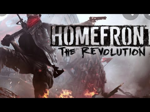 Best game Homefront the revolution gameplay with commentary |